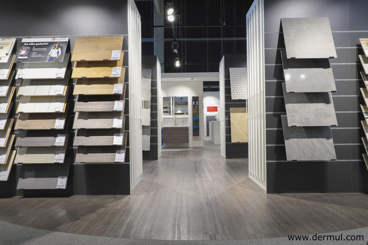 In Store Wand -Gerhardt-Butzbach (Deutschland)