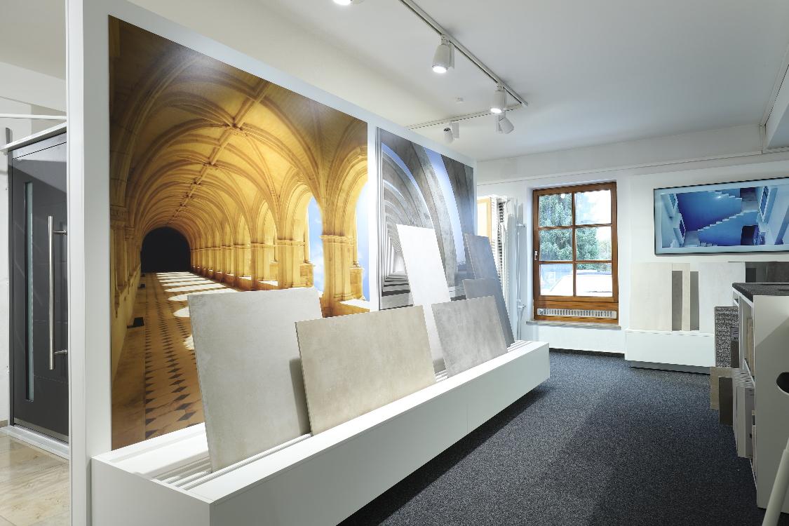 Einzelfliesenschrank - Rieth - Landsberg - Beitrag