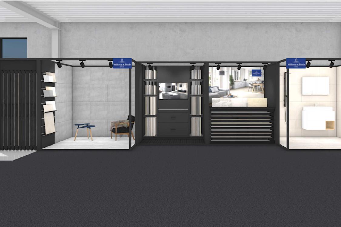 Villeroy & Boch - Shop in Shop Konzept